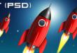 Roket Simgesi (PSD)